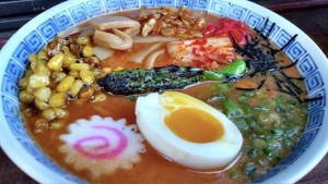 Kuma Bowls, Los Osos, foodie, ramen
