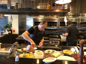 Chef Chico Mara, CATCH Seafood Bar and Grill, Paso Robles